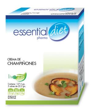 DS02 crema CHAMPIÑONES