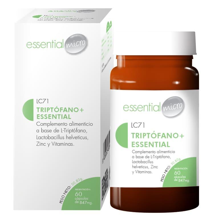 LC71.-TRIPTÓFANO+-ESSENTIAL