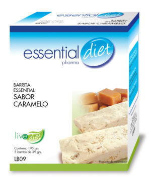 LB09 BARRITA LIGHT CARAMELO